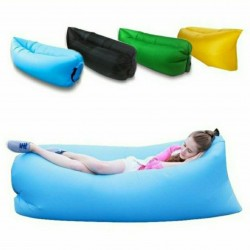 Надуваемо легло - дюшек Air Soft Bubble Bed.